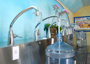 Alkaline Water Filter System Brings Health To Residents In
